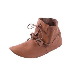 Zapatos medievales 1000-1400