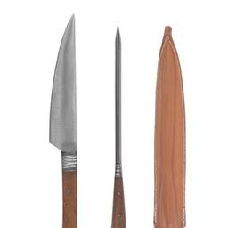 Cutlery set (1450-1550)