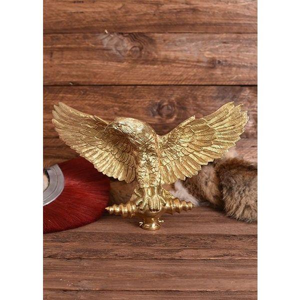 Deepeeka Aquila, águia romana com eixo
