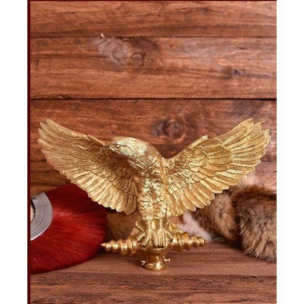 Deepeeka Aquila, Romeinse adelaar met schacht