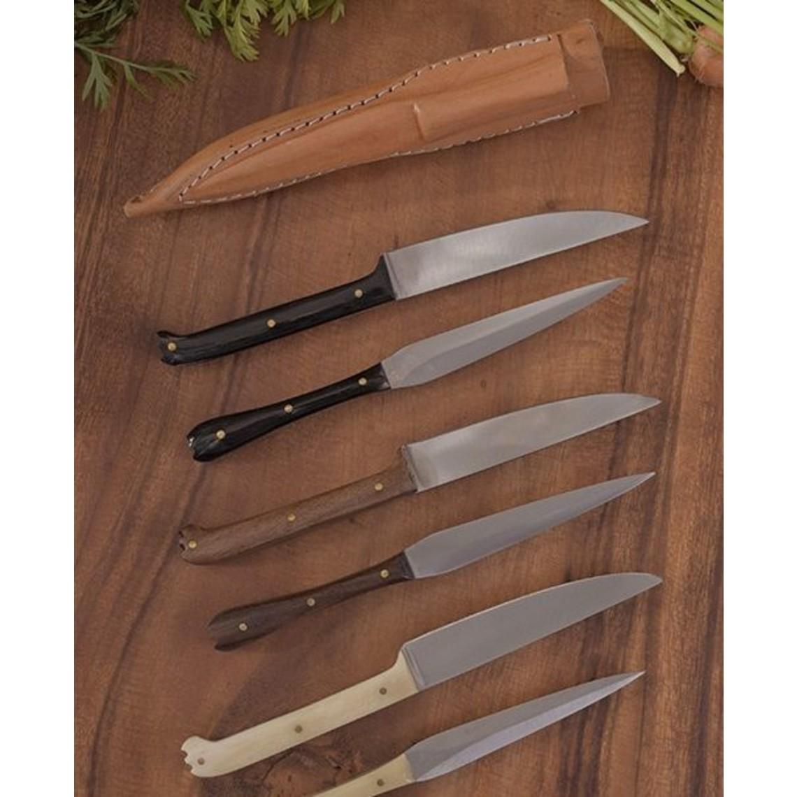 14. Jahrhundert Messer & Essen Pick