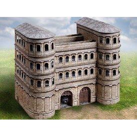 Porta Nigra kit modelu budynku