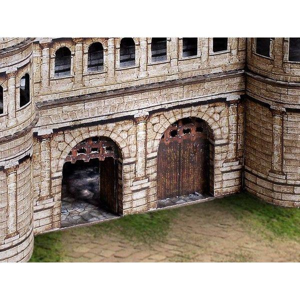 Porta Nigra kit construção de modelos