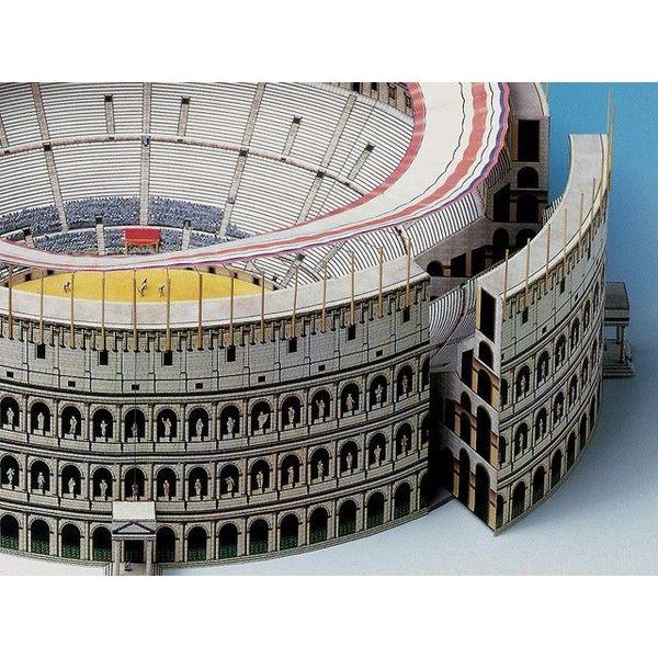 Model byggesæt Colosseum