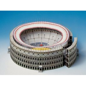 Model budynku kit Colosseum