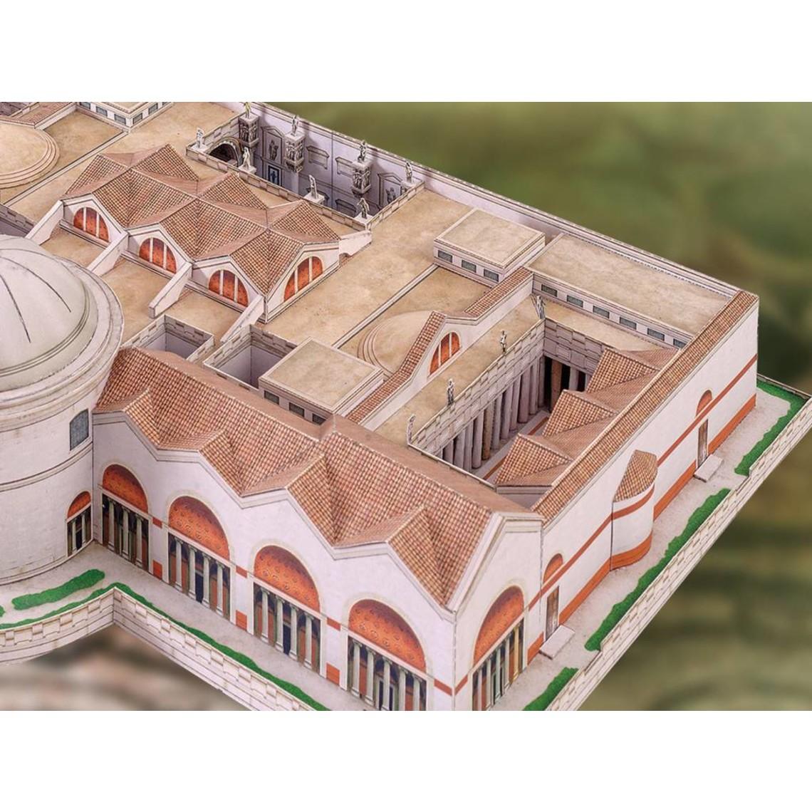 Modell byggsats Caracallas termer