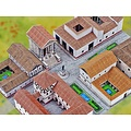 modèle de papier de la ville romaine