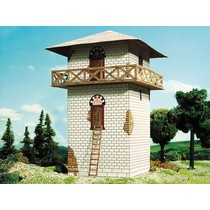 Bouwplaat Romeinse wachttoren