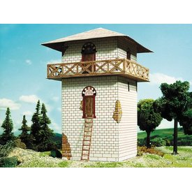 kit de construção do modelo torre de vigia Romano