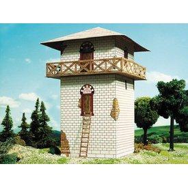 Modellbaukasten Roman Wachturm