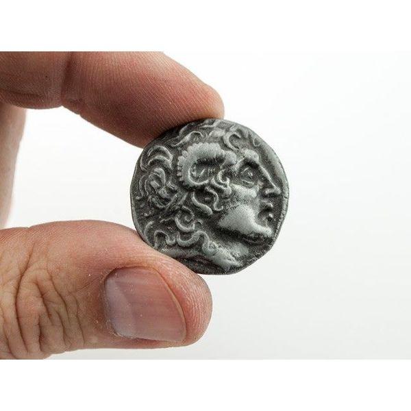 Monnaie Alexandre le Grand