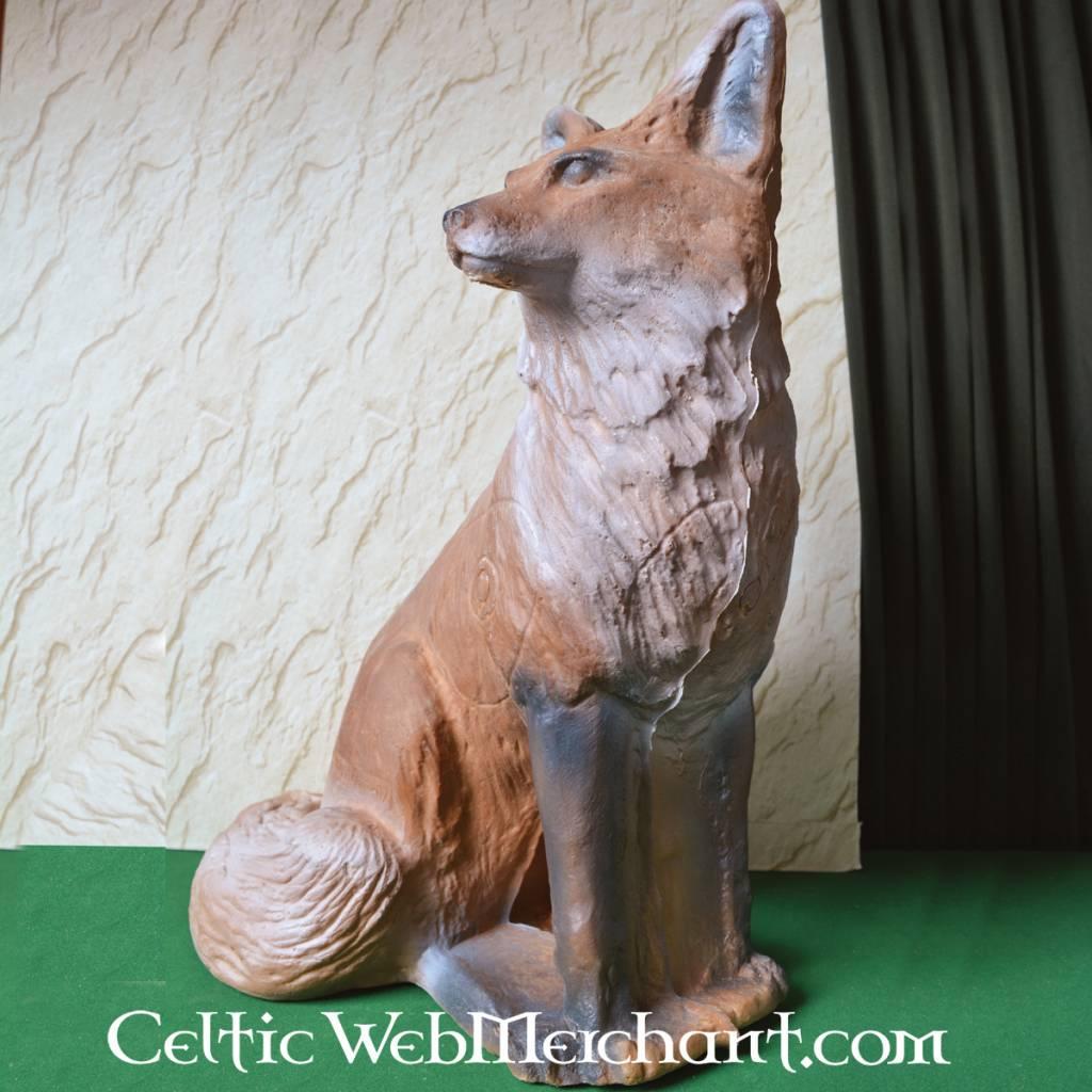3D life-size fox