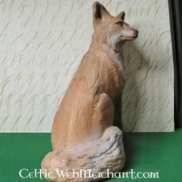 3D naturlig størrelse ræv
