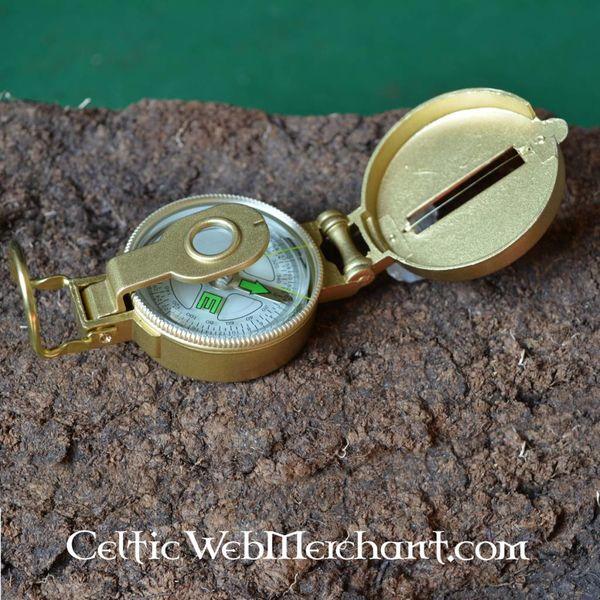 Armee Kompass mit Metallgehäuse