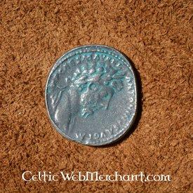 Romersk mønt Marcus Aurelius