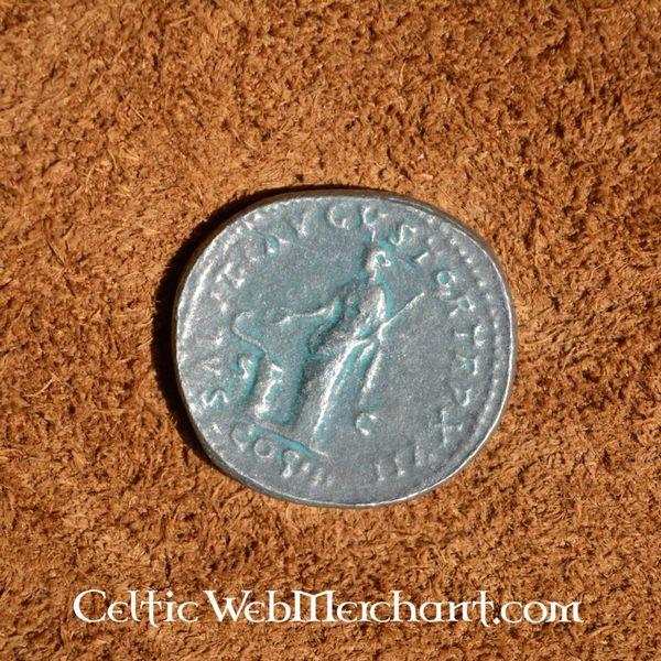 Roman coin Marek Aureliusz