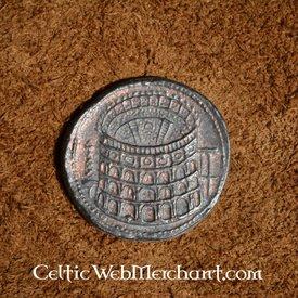 Romersk mønt åbning Colosseum