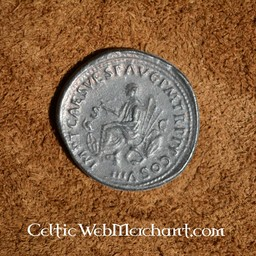 Römische Münze Öffnung Colosseum