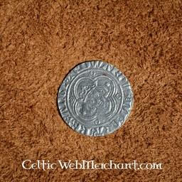 Mittelalterliche englische Münzen