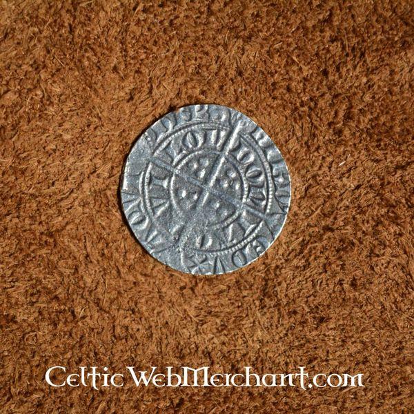 Średniowieczne monety angielski