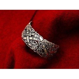 bracciale celtica con vecchi motivi irlandesi
