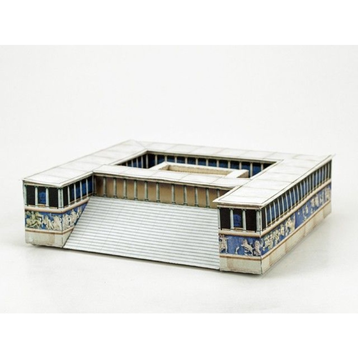 Modellbau Bausatz Pergamon