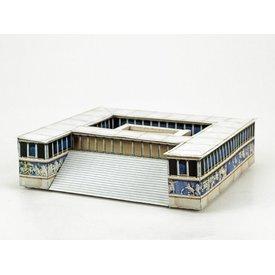 Zestaw modelu budynek Pergamon