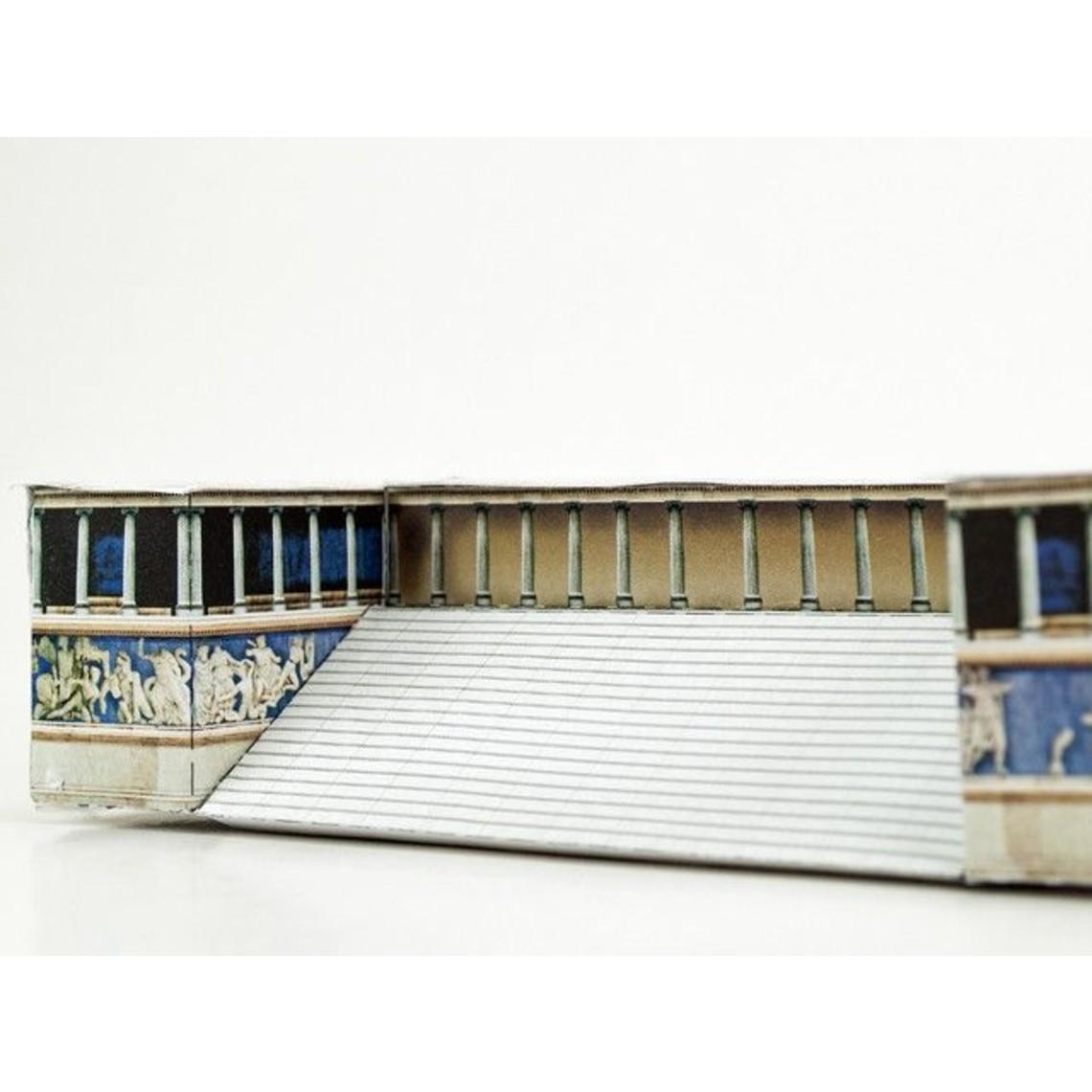 Modell byggsats Pergamon