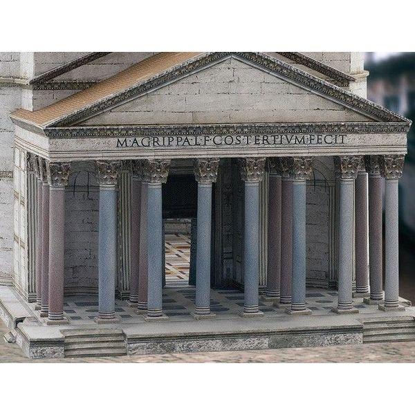 Modell byggsats Pantheon