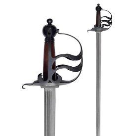 Armour Class Bårhus fästet svärd