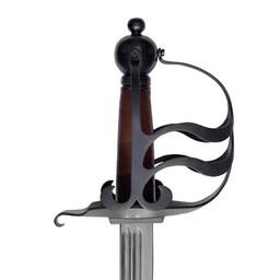 Kostnica rękojeść miecza