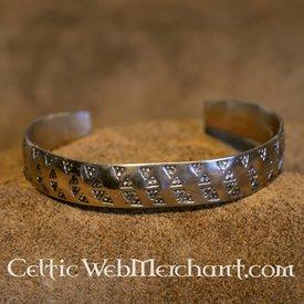 pulseira de Viking do século 9