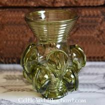 Canopic jar, Imsty (liver)