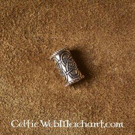 Lange Celtic beardbead Bronze
