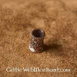 Lungo celtica bronzo beardbead