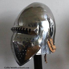 Marshal Historical 1400-talet bacinet, 2 mm