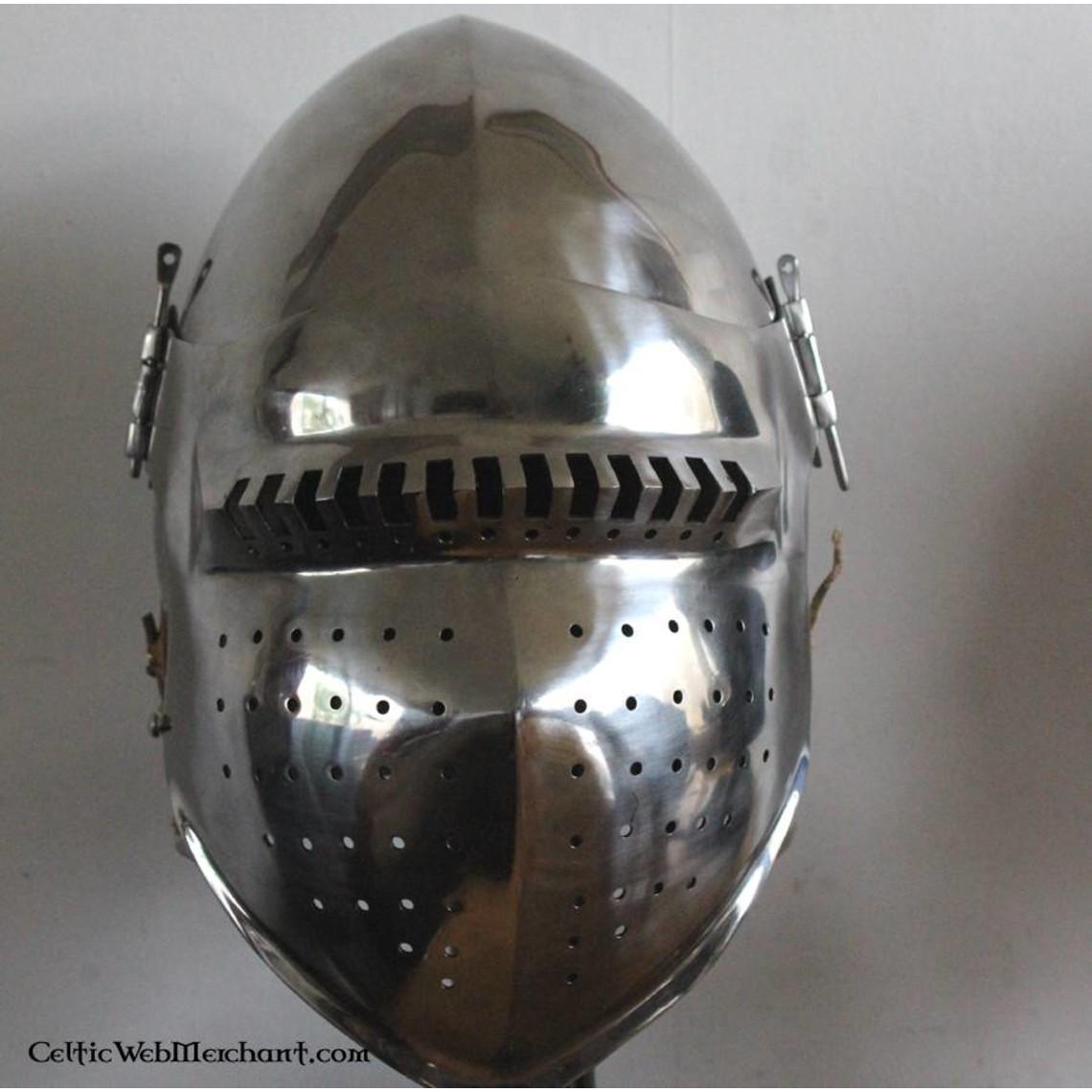 Marshal Historical 15. århundrede bascinet, 2 mm