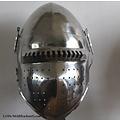 Marshal Historical Bacinello del XV secolo, 2 mm