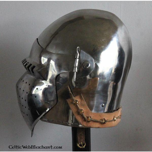 Marshal Historical 15th century bascinet, 2 mm