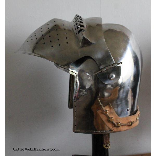 Marshal Historical 15 wieku przyłbica, 2 mM