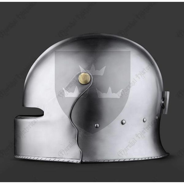 Marshal Historical Zwitserse sallet (1490-1500)