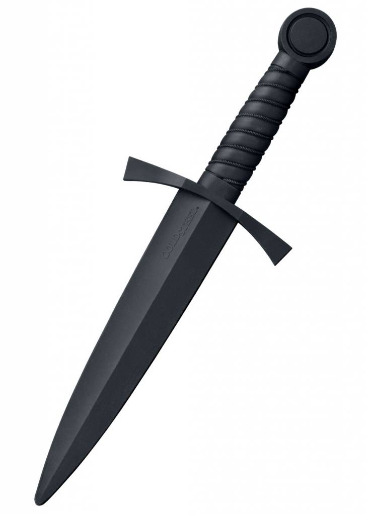 Medieval training dagger rubber
