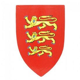 Deepeeka Kinderschild met Engelse heraldiek