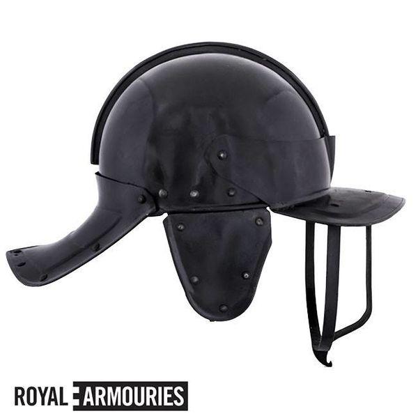Royal Armouries Burgonet British Civil War