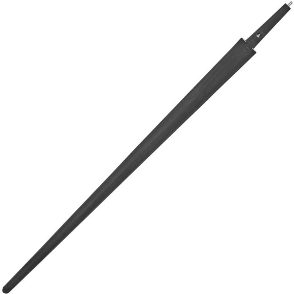 Red dragon espada de plástico negro hoja de la espada