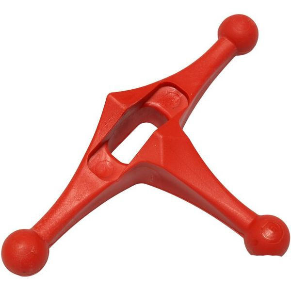 Red dragon Messer Guard- Red