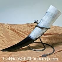 Drinking horn holder deluxe
