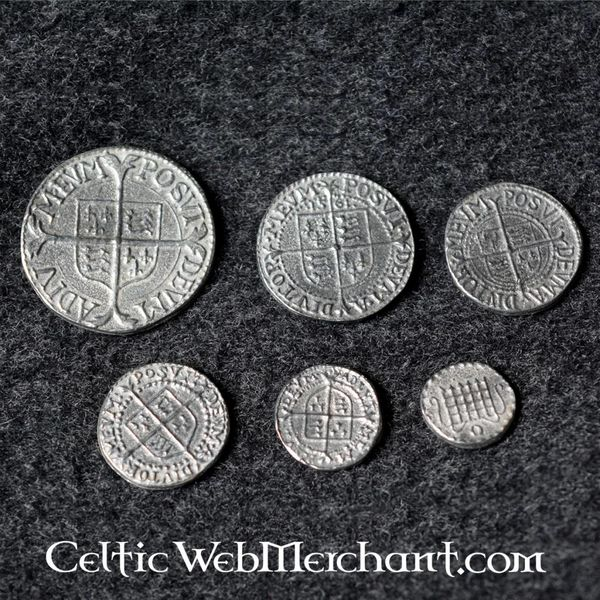 Muntenset Elizabeth I de Inglaterra