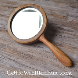 Hand mirror Yggdrasil