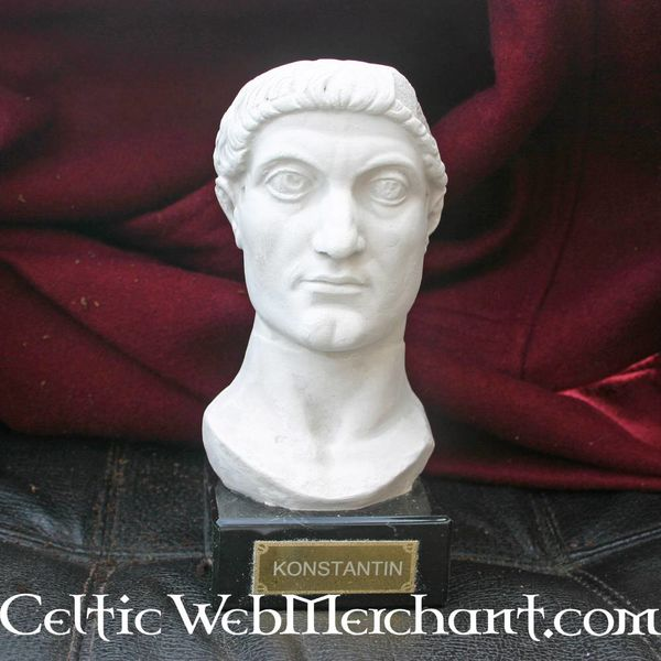 Bust kejser Konstantin den Store